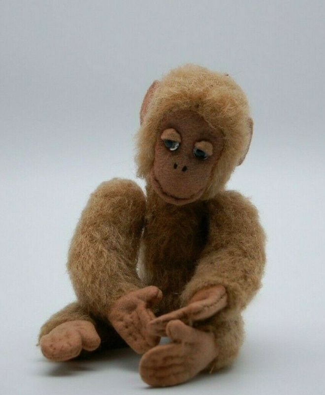 Melvyn (Monkey, English)